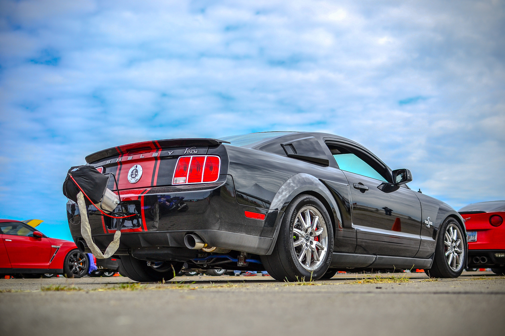 Photograph One Fast Shelby by Ryan Garza on 500px