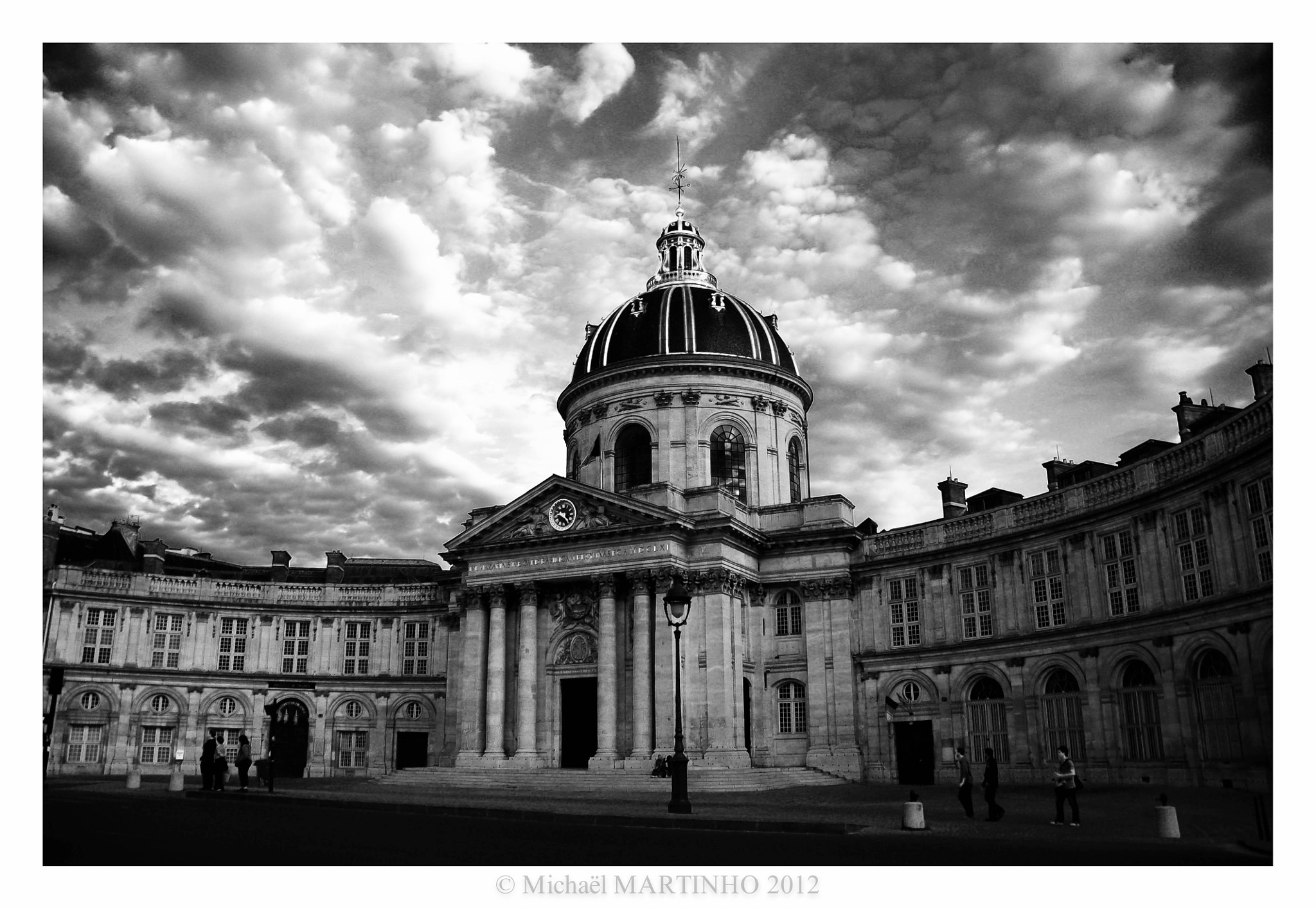 Photograph French Institute by Michaël MARTINHO on 500px