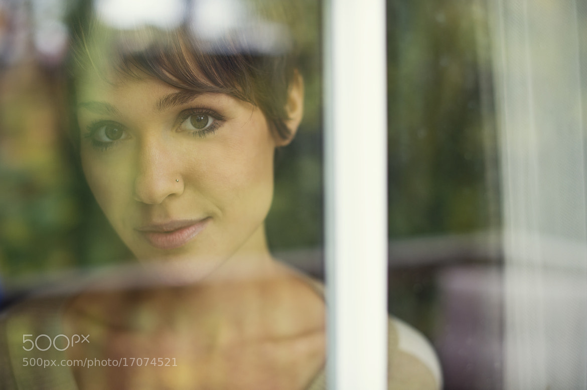 Photograph Christine Window by Curtis  Baker on 500px