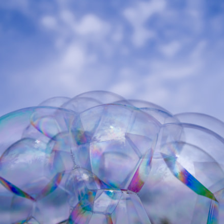 Bubble dome in the sky
