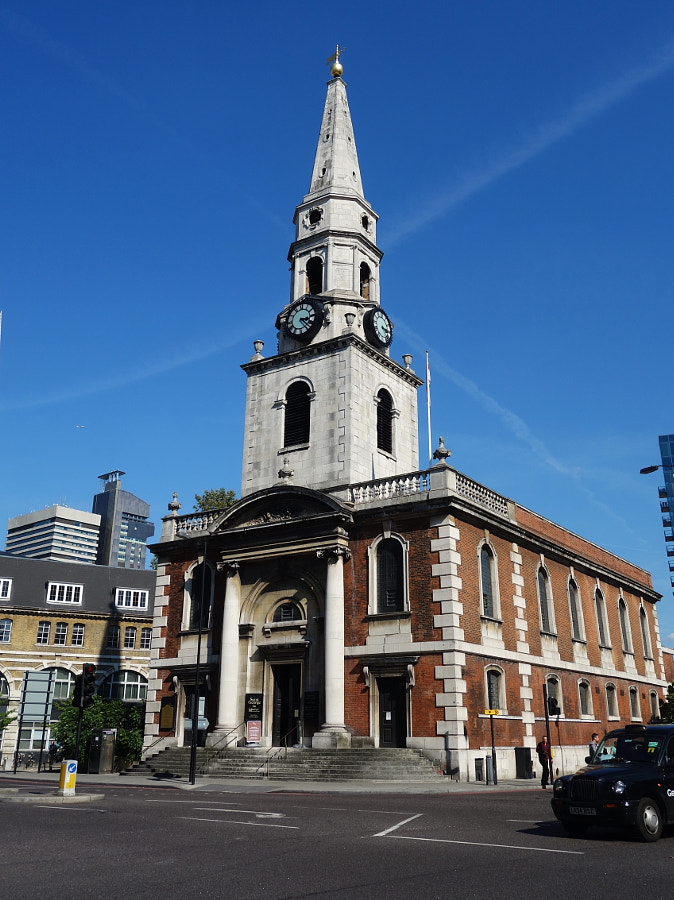 St George the Martyr Southwark,  London by Sandra on 500px.com