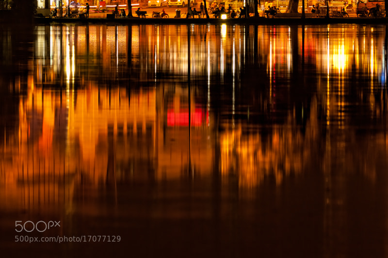 Photograph Night Reflection by Michel Latendresse on 500px