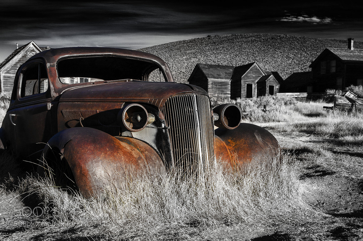 Photograph Rust by Terry Scussel on 500px