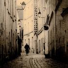 les rues de montmartre...scan from film