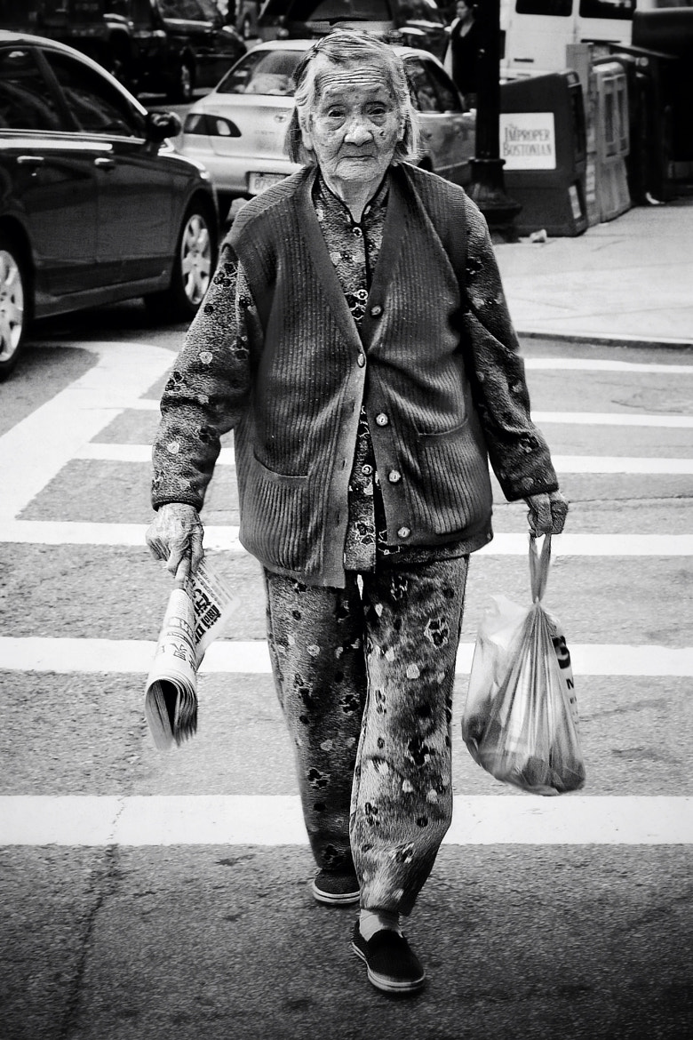 Photograph The Errand by Broto C on 500px