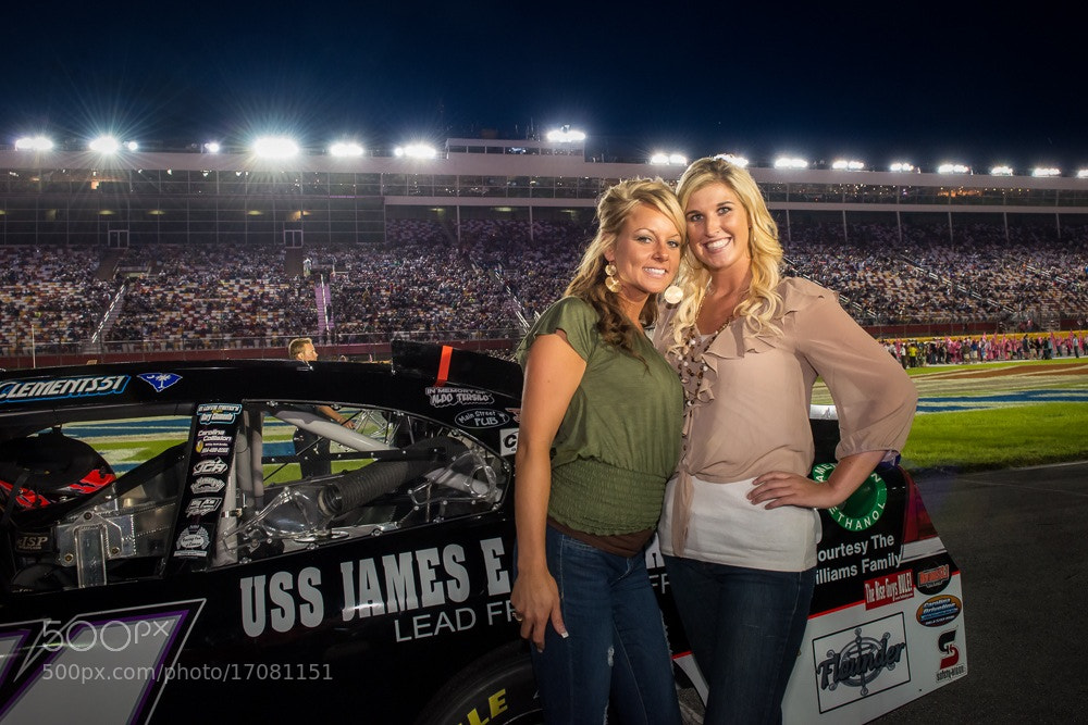 Photograph The Girls at the Track by Ken Toney on 500px