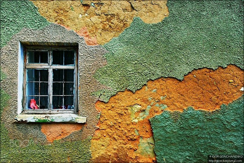 Photograph Colorful window by Igor  Goncharenko on 500px