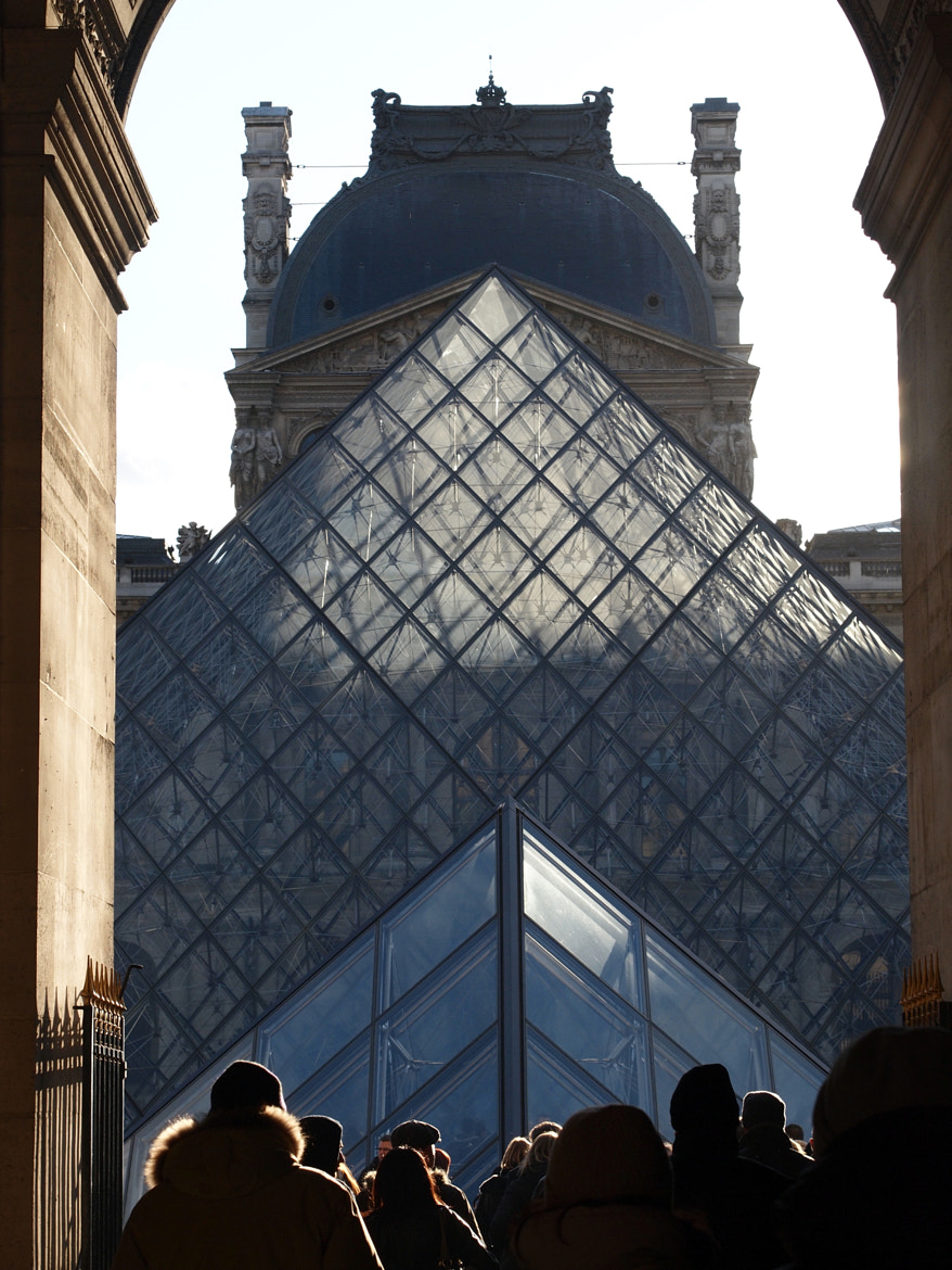 Photograph Louvre by Athi Aachawaradt on 500px