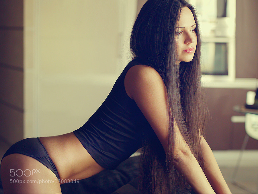 Photograph Dasha by Sean Archer on 500px