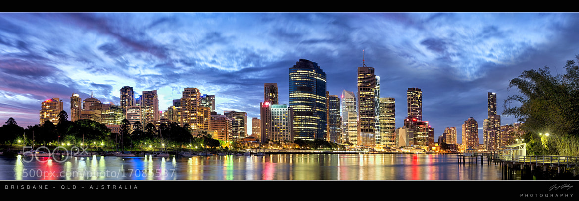 Photograph It's Brisbane Baby by Jay Daley on 500px