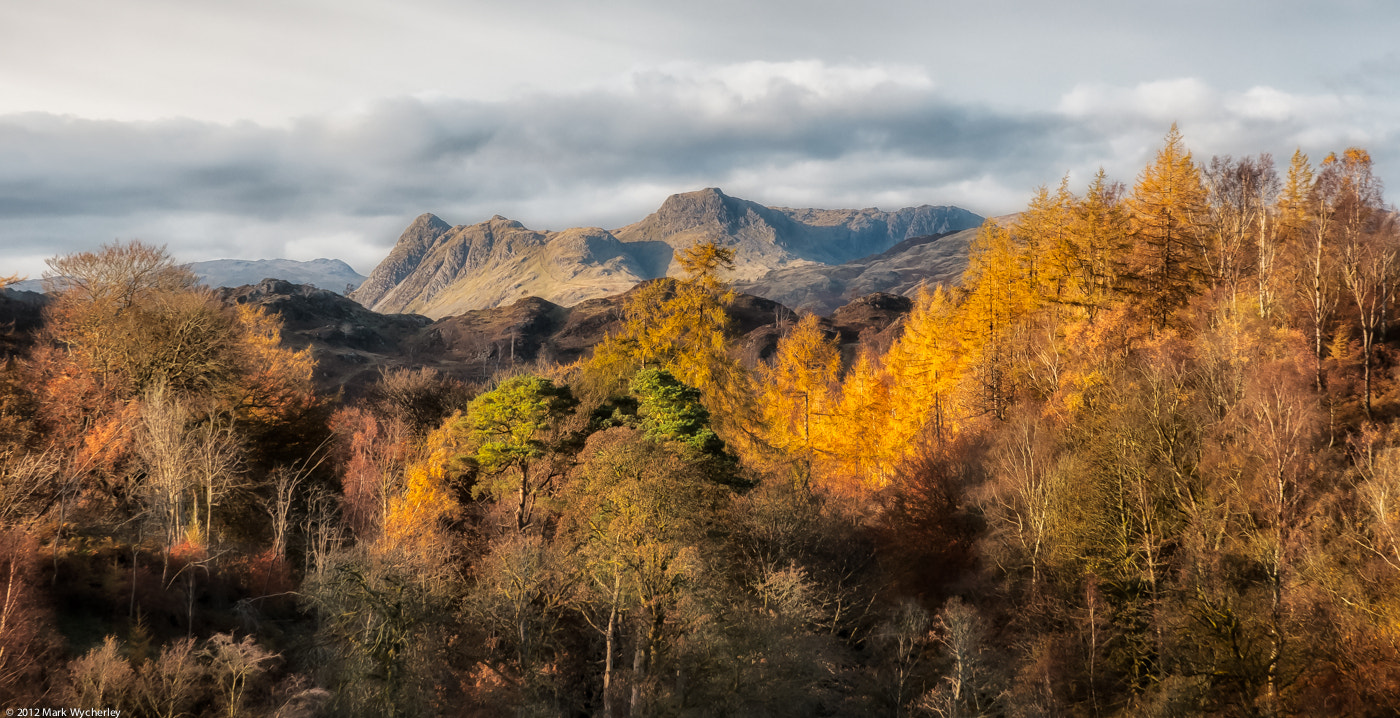 Photograph Langdale Pikes by Mark Wycherley on 500px