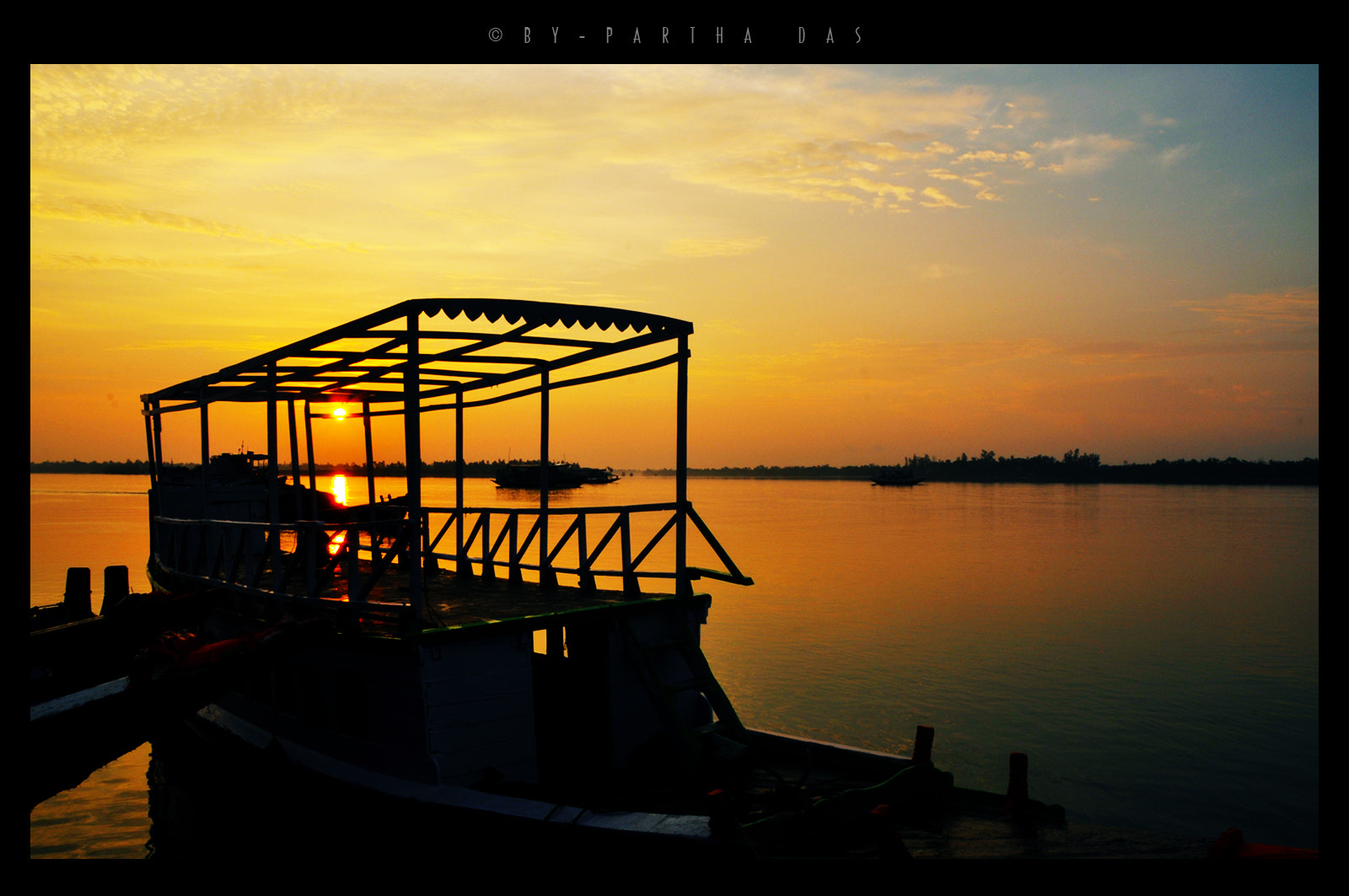 Photograph Golden Morning! by Partha Das on 500px