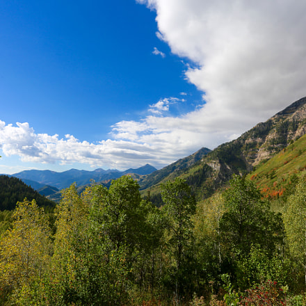 Wasatch Mountains, Canon EOS 5D MARK III, Canon EF 17-40mm f/4L USM