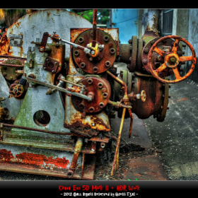 Old Machine by Guess Tsai (ug8ttcu62w)) on 500px.com