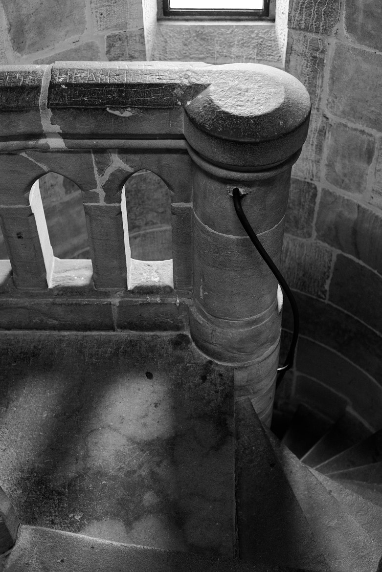 Photograph Down-stairs by Olivier Miche on 500px