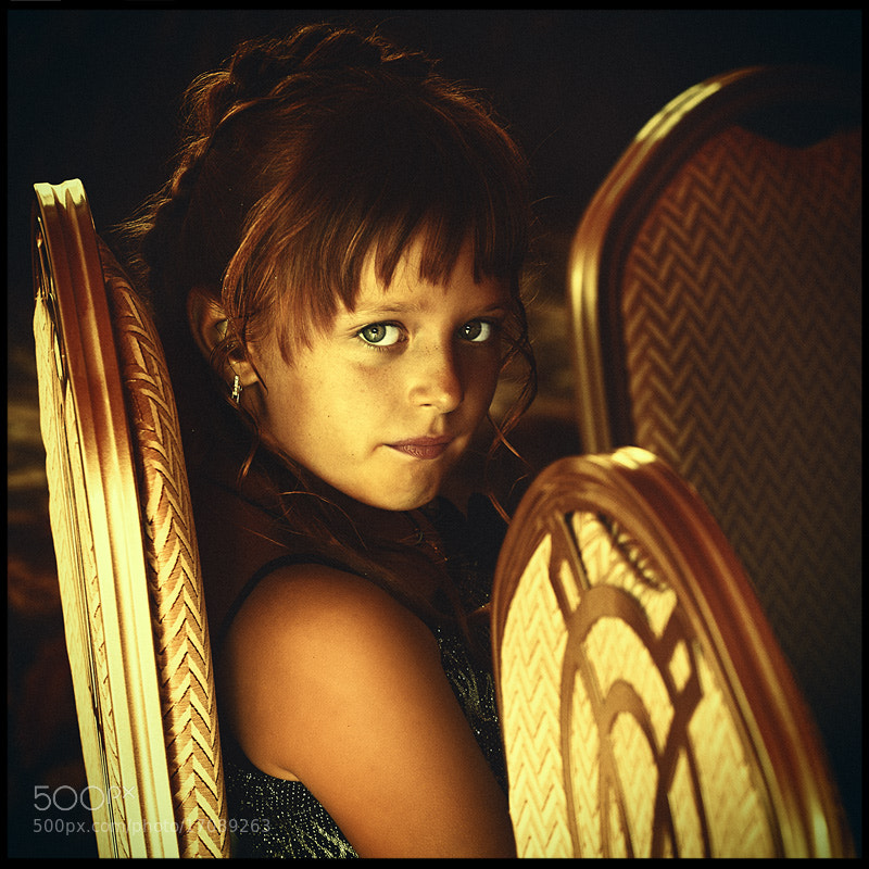 Photograph Portrait of a Girl by Anna Kazakova on 500px
