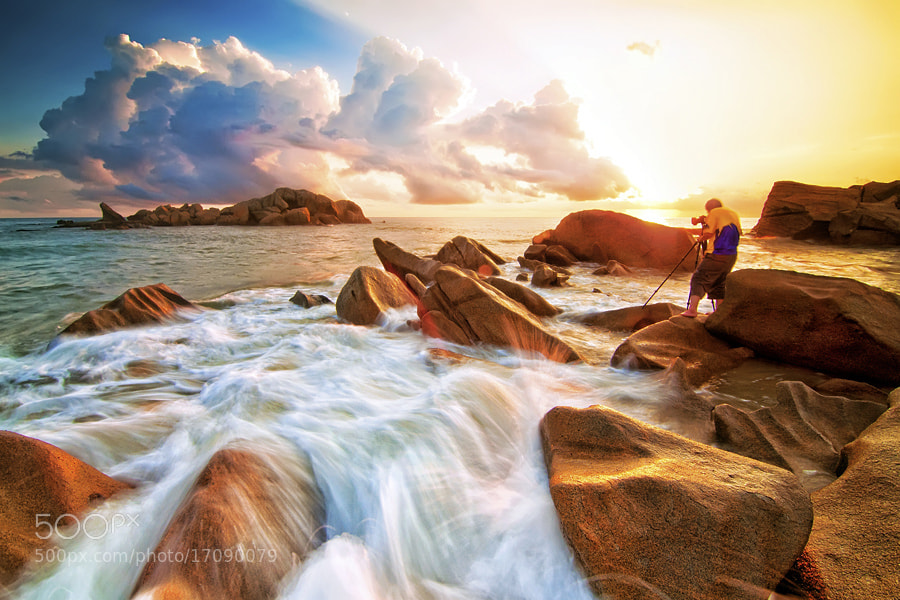 """Photograph """"The Passion of Photography"""" by Khairul Nizan Ali on 500px"""