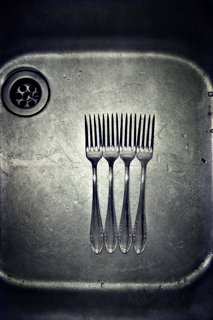 Photograph Four forks by Maxim Mishin on 500px