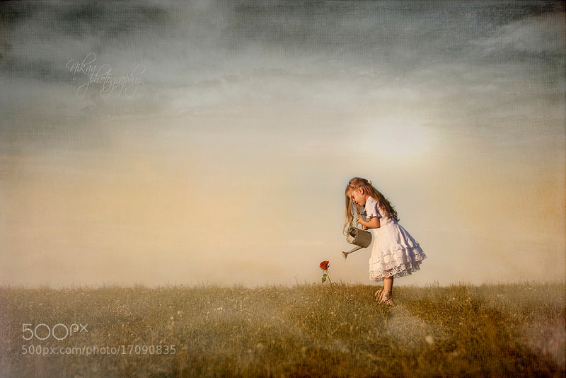 Photograph little princess by Hanna Nemeth on 500px