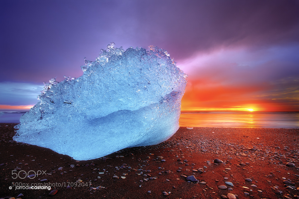 Photograph Fire and Ice by Jarrod Castaing on 500px