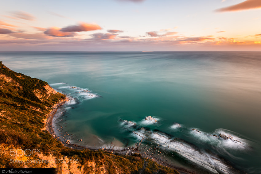 Photograph Sunrise in the Bay by Alessio Andreani on 500px