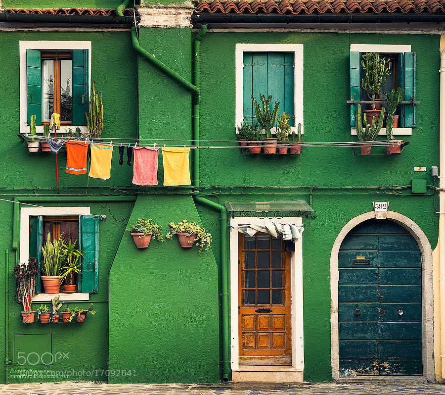 Burano by Daniel Korzhonov on 500px.com
