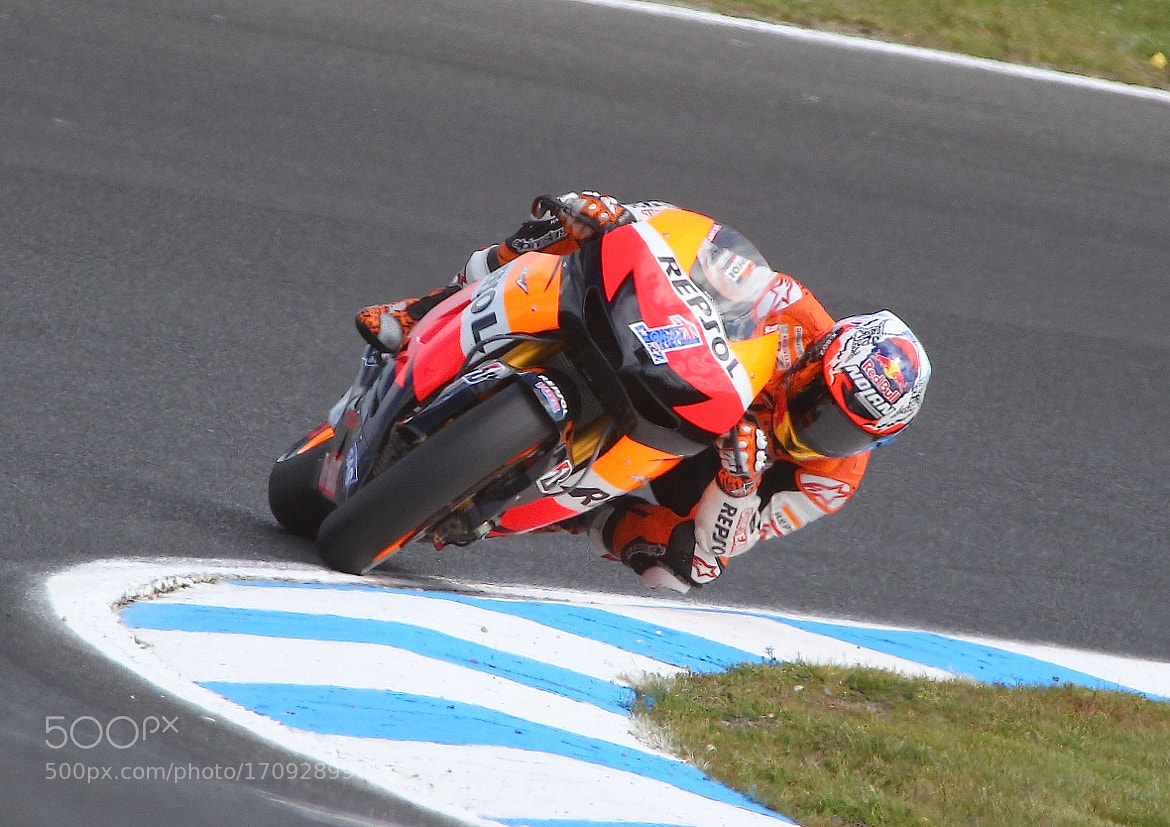 Photograph Casey Stoner by Robert Murdoch on 500px