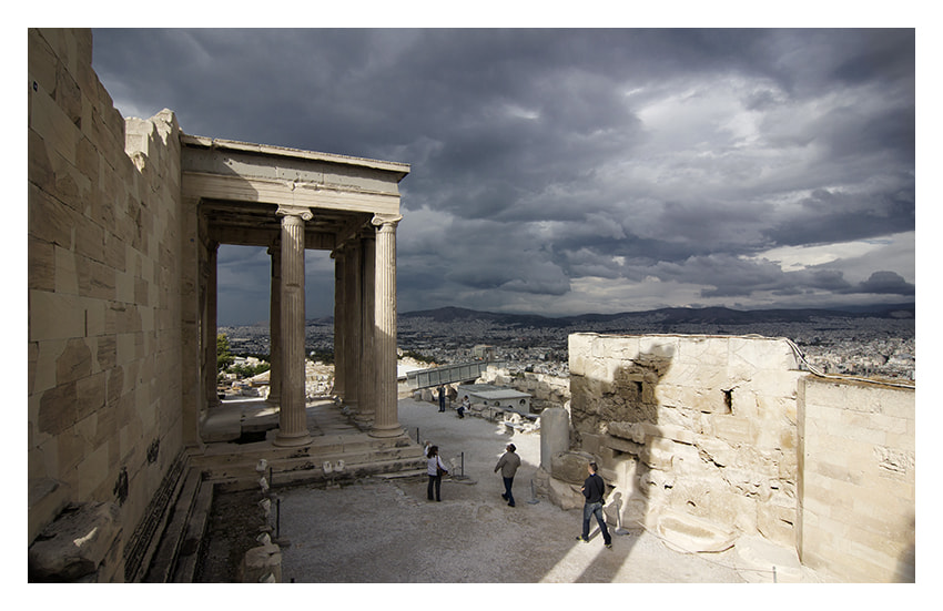 Photograph Atene Acropoli by Davide Boscolo on 500px
