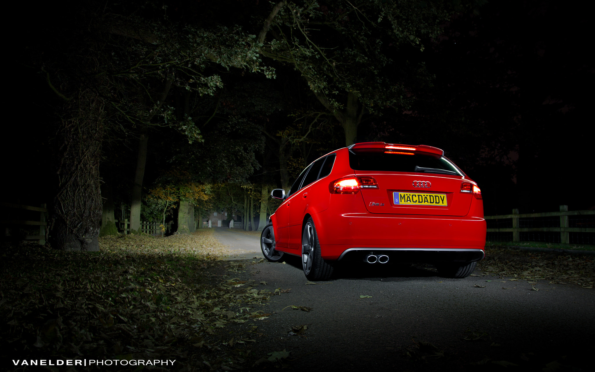 Photograph Macdaddy's RS3 by Barry Elder on 500px