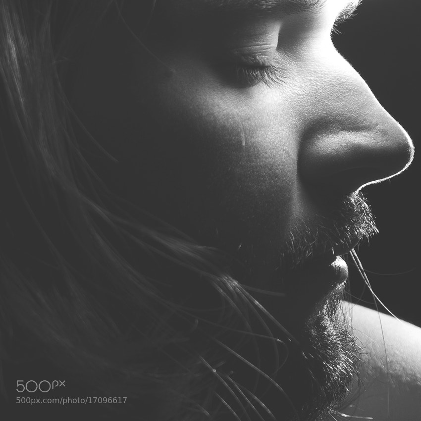 Photograph Auto retrato II by Francisco Javier Martínez Medrano on 500px