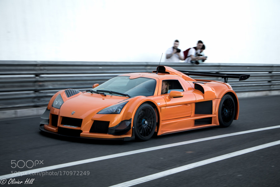 Gumpert Apollo S In Monaco by oschneider83