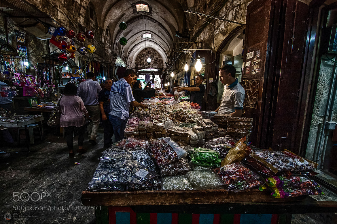 Photograph Souk in Jerusalem by Juan Ramón Jiménez on 500px