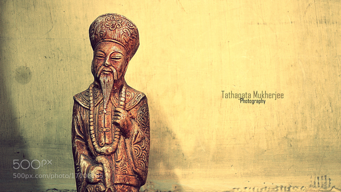 Photograph Old Monk by Tathagata Mukherjee on 500px