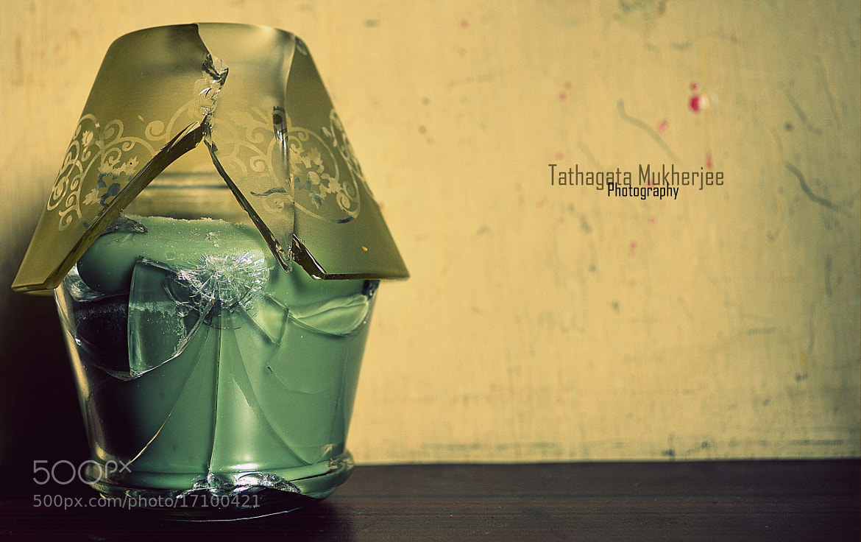 Photograph Broken Lamp by Tathagata Mukherjee on 500px