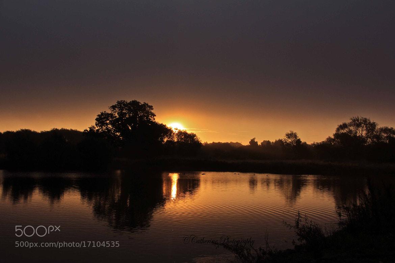 Photograph Beautiful Dawn by Poh Huay Suen on 500px