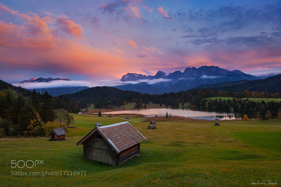 Photograph Geroldsee by Andreas Resch on 500px