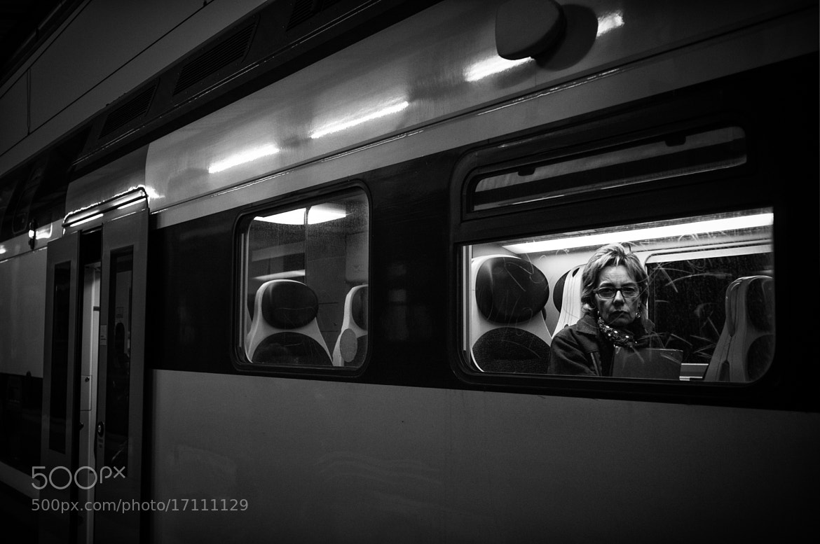 Photograph Train windows #2 by Emanuele  Toscano on 500px
