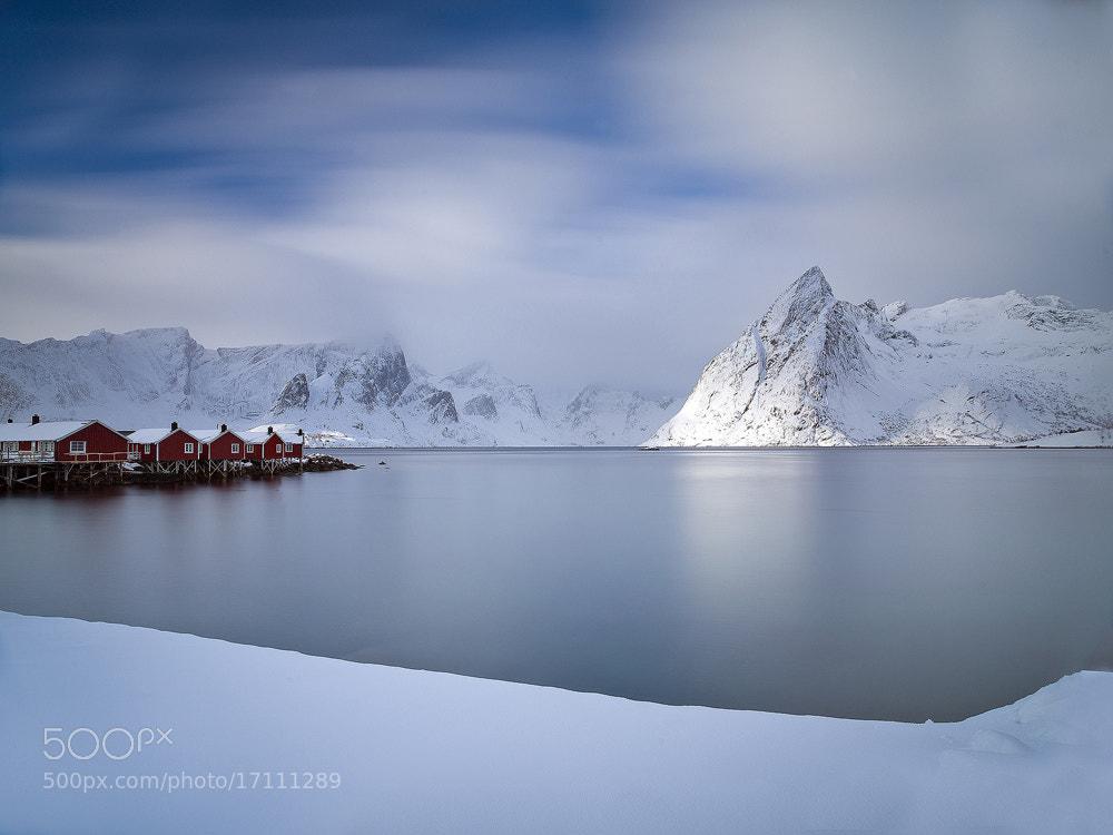 Photograph Lofoten Blues by Antony Spencer on 500px