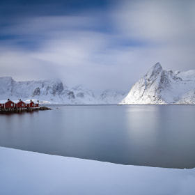 Lofoten Blues by Antony Spencer (TonySpencer)) on 500px.com