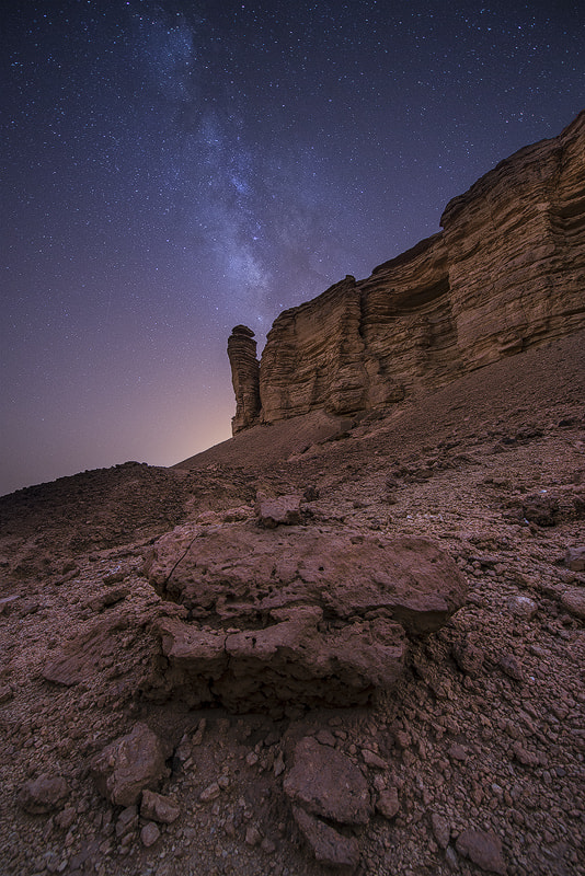 Photograph Night with the Stars03 by Nasser  AlOthman on 500px