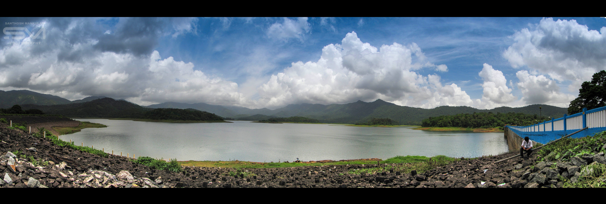 Photograph Chimmony Dam..! by Santhosh Mankulam on 500px