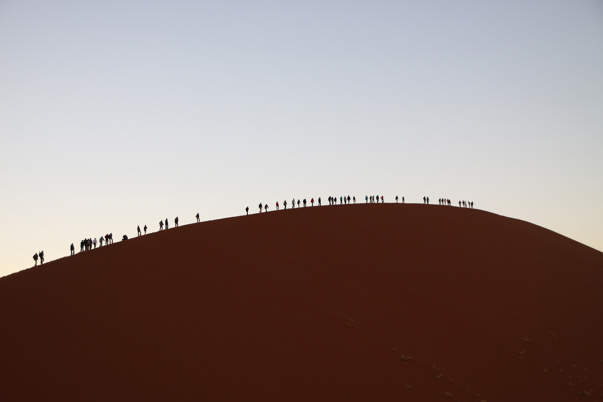 Photograph Walking on dunes by Christian Wagner on 500px