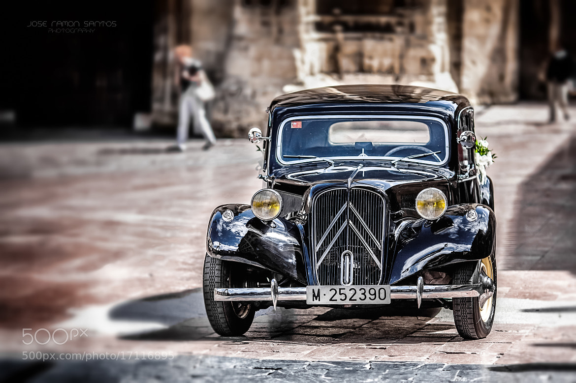 Photograph Citroën Traction Avant by Jose Ramon Santos on 500px