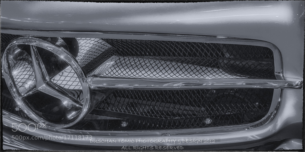 Photograph FISHNET STOCKING MERC by Duschan Tomic on 500px