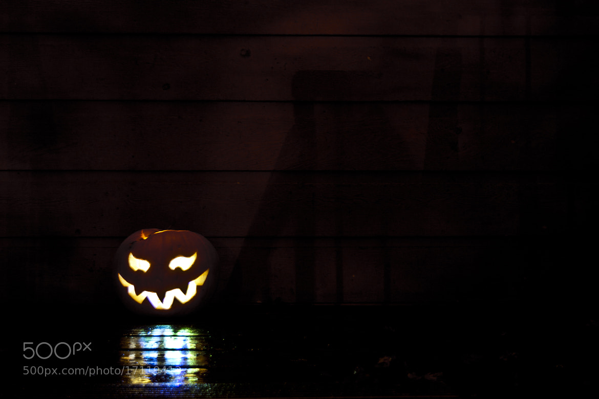 Photograph Happy Halloween! by Andrew Cameron on 500px
