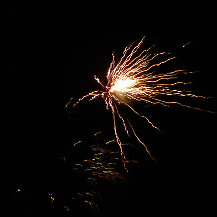 fourth of july, Nikon COOLPIX S4000