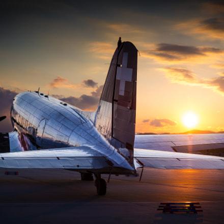 Sunset DC-3