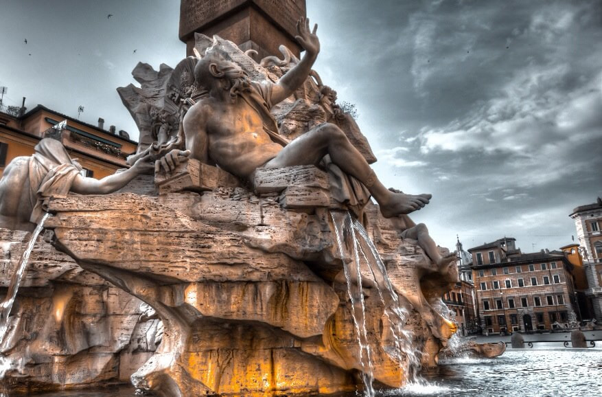 Photograph Piazza Navona by Leo Mosca on 500px