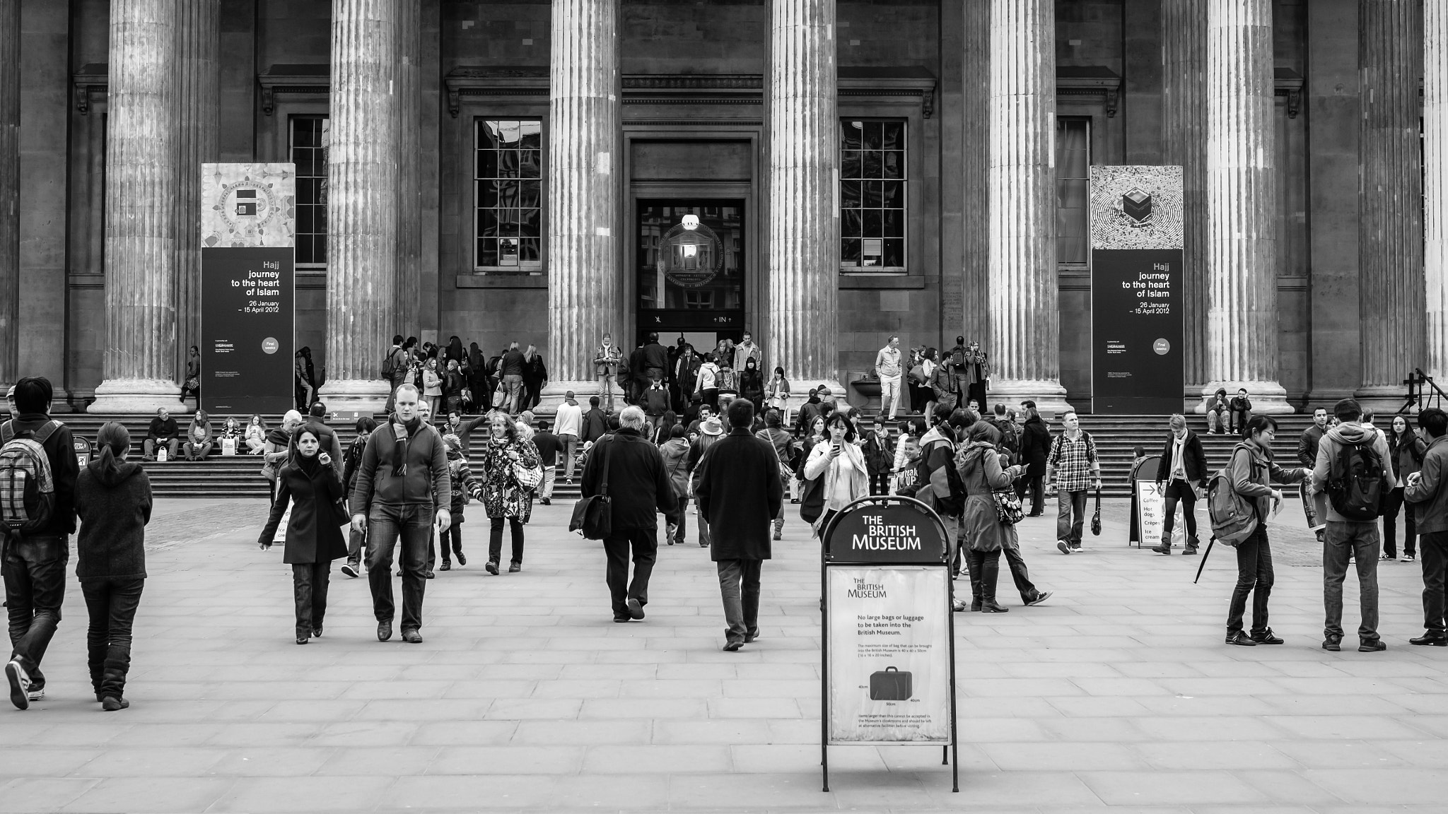 Photograph The British Museum by Gerry Walden on 500px