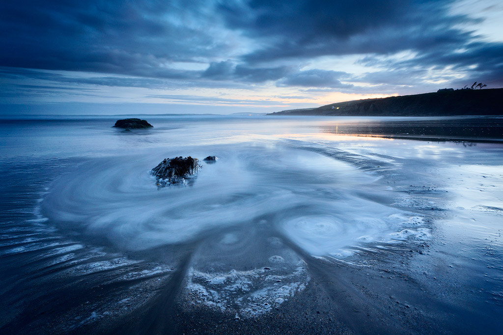 Photograph Inch Beach by Conal Thomson on 500px